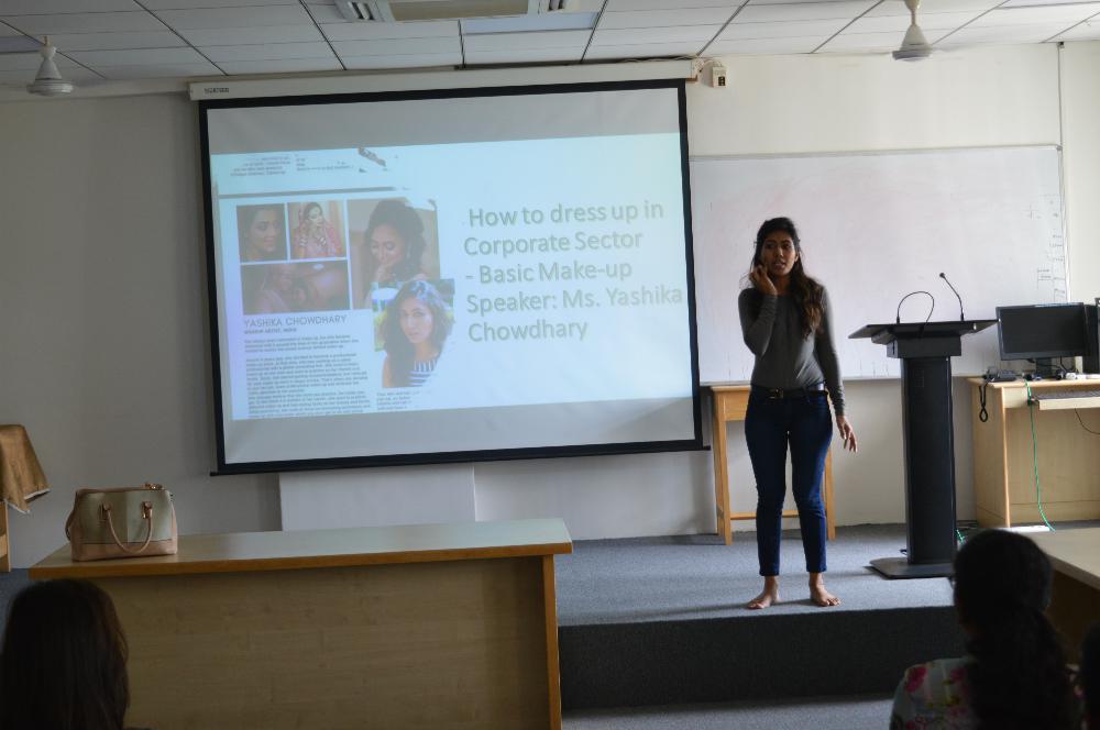 Corporate Readiness | Sadhu Vaswani Institute of Management